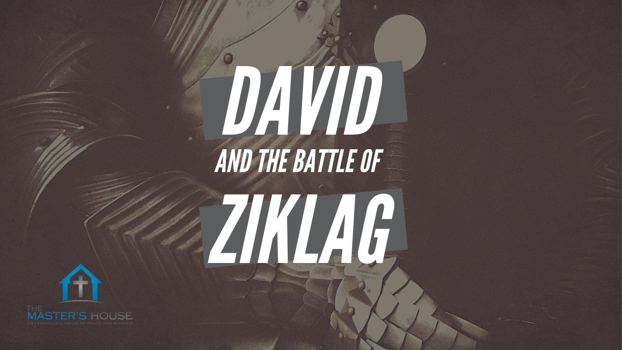 David and Battle of Ziklag