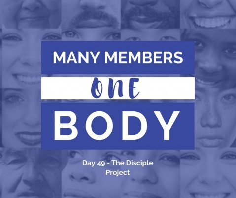 Many Members, One Body