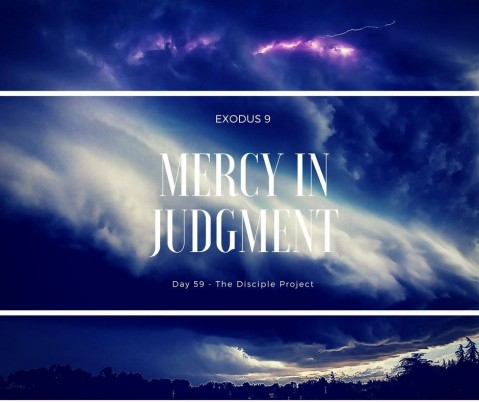 Day 59 - Mercy In Judgment