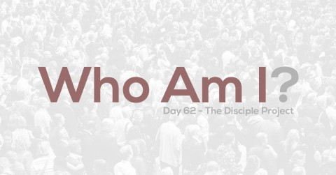 Day 62 - Who Am I?