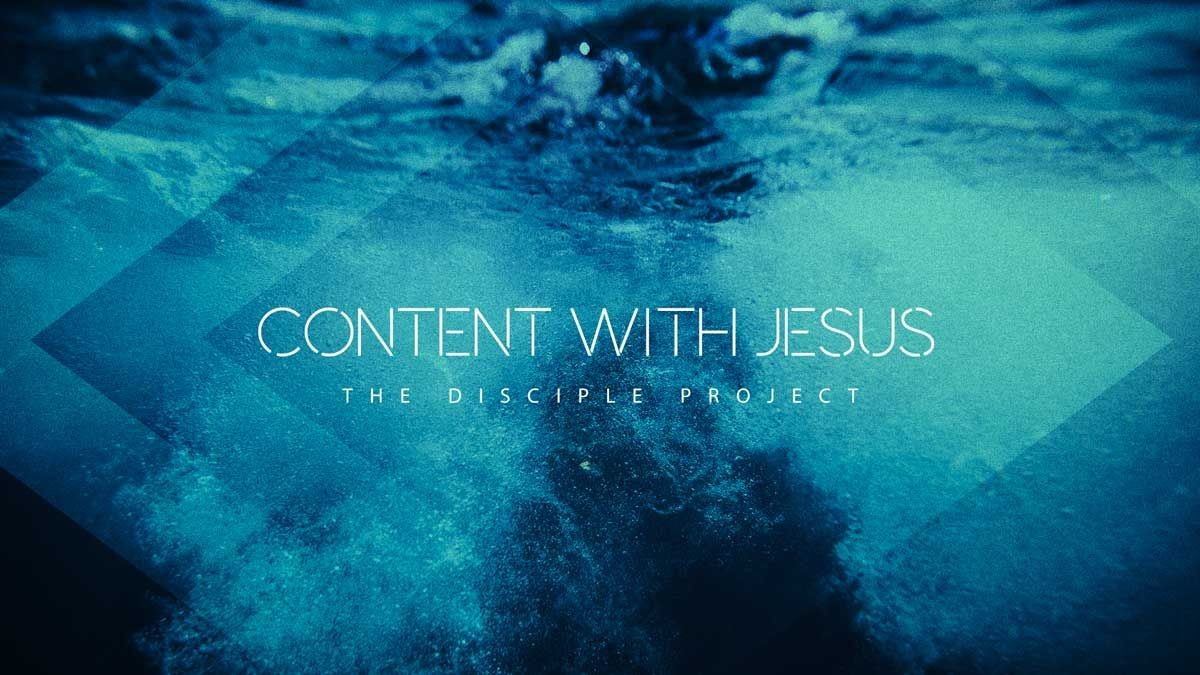Content with Jesus