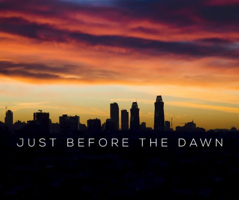 Just Before The Dawn