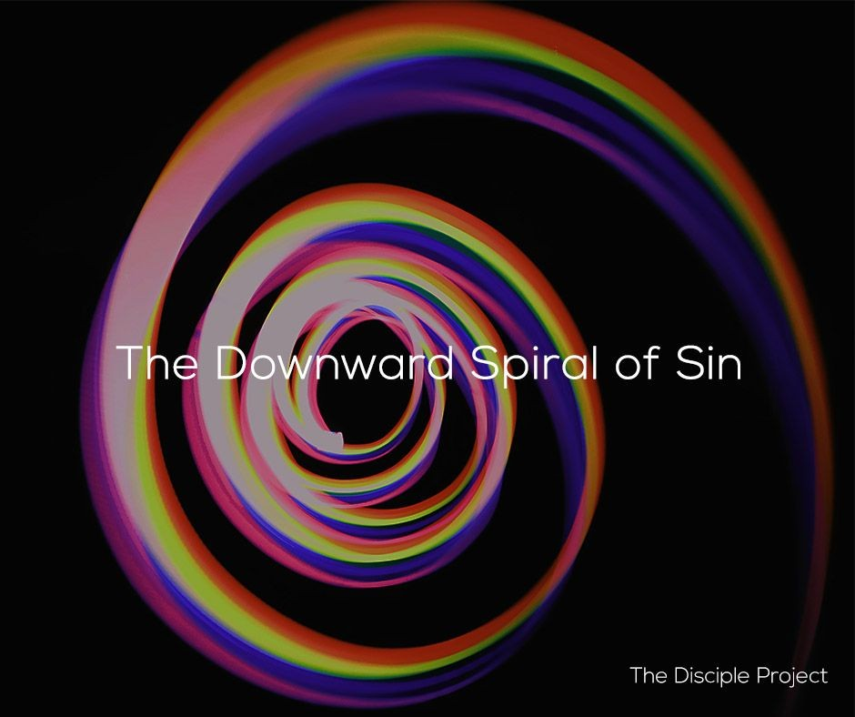 The Downward Spiral of Sin - Judges 21