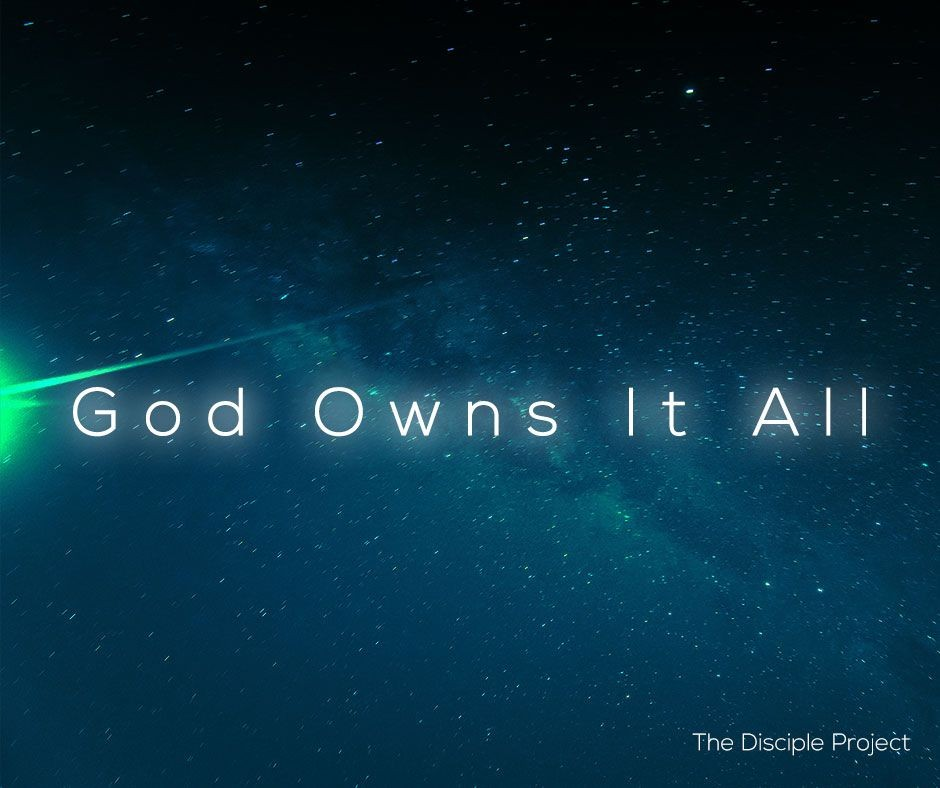 God Owns It All - 1 Samuel 1