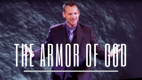 Don't Travel Without the Armor of God!