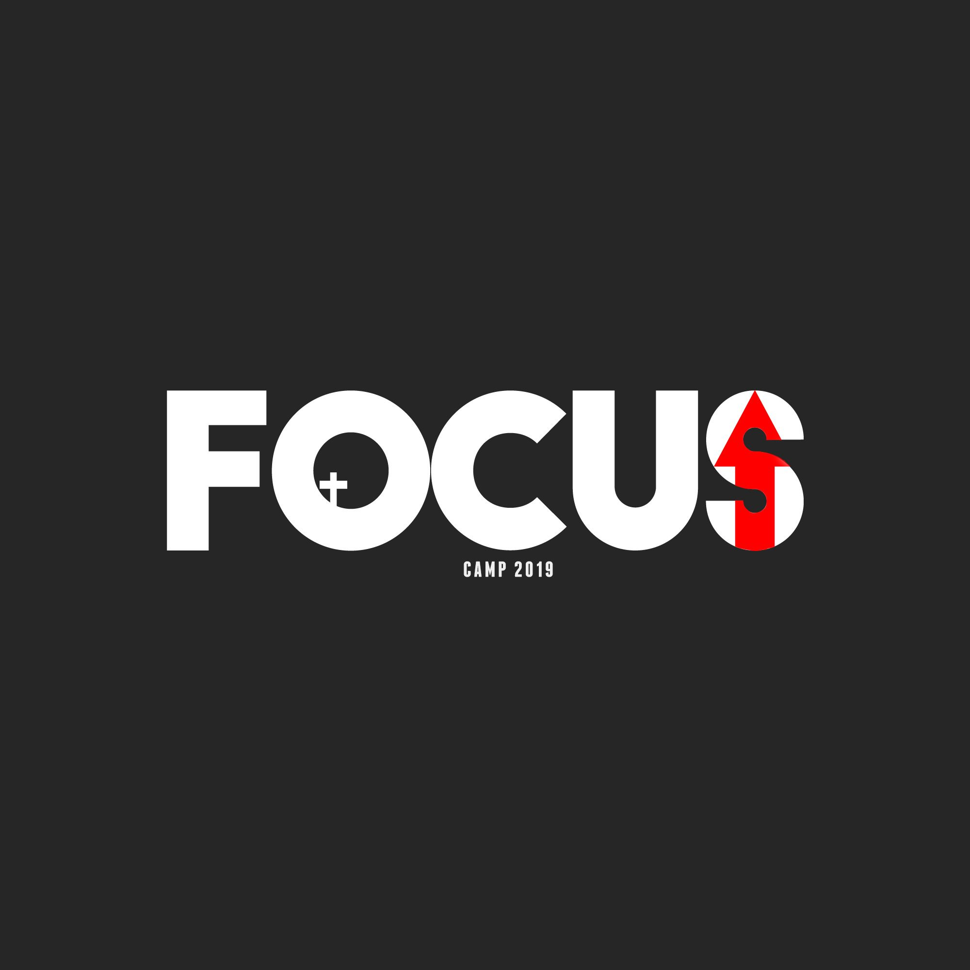 FOCUS UP - Camp 2019