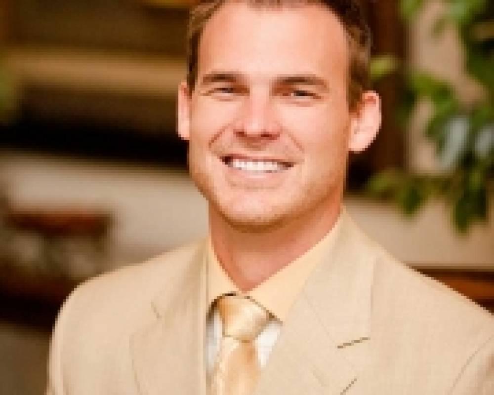 Rev. Garrett Luttman