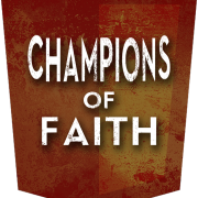Champions of Faith - Men's Group