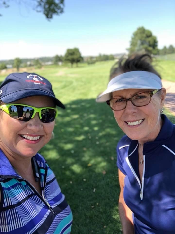 2018 TMH Golf Tournament 2018-08-12 - Ronda & Janette