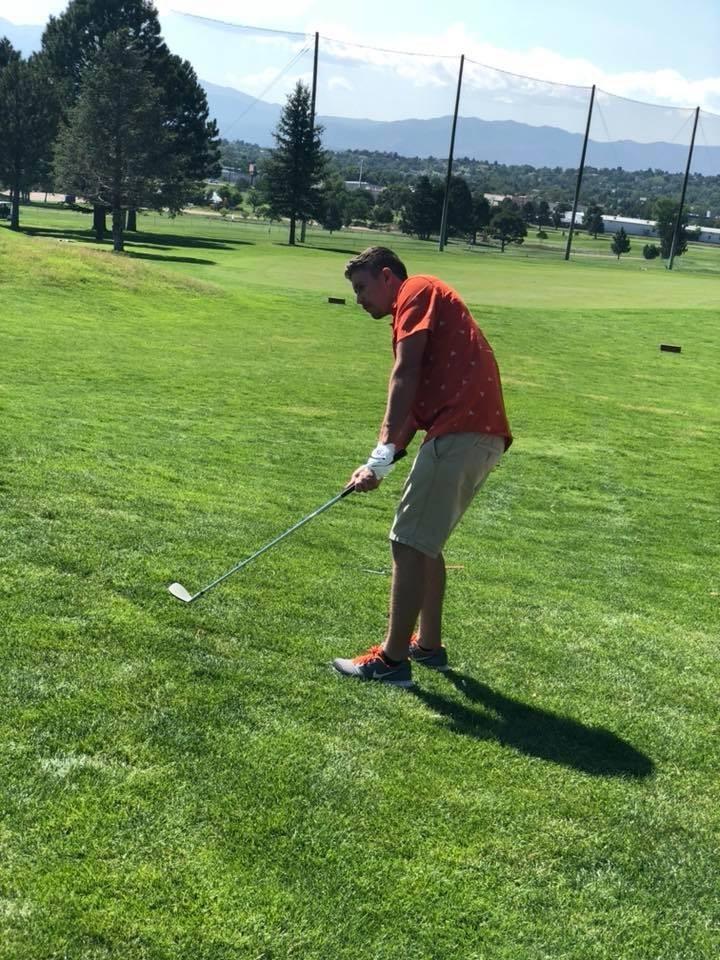 2018 TMH Golf Tournament 2018-08-12 - Shawn