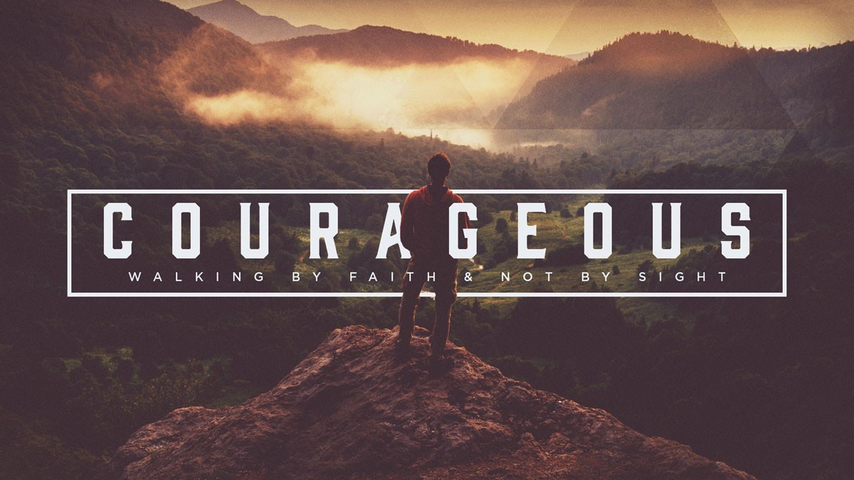 Courageous-At-The-Top