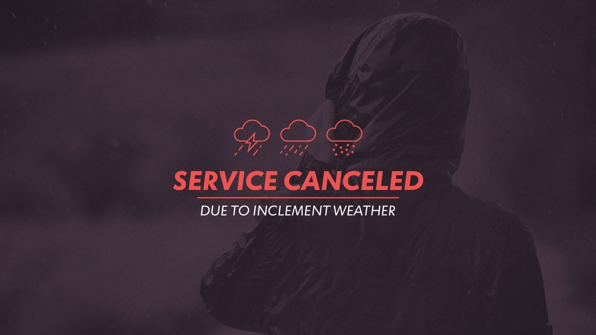 Service-Canceled